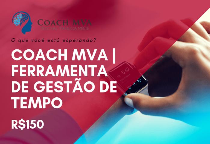 Coach MVA Ferramenta Tempo